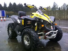 Can-Am 1000Cc ATV | 1000cc modification - Renegade discussion - can-am ATV Forums - can ...
