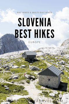 Curious about the best hikes in Slovenia? We've compiled the most epic day and hut to hut hiking trails in Slovenia's Julian Alps and Kamnik-Savinja Alps. Hiking Europe, Europe Travel Guide, Cool Places To Visit, Places To Travel, Travel Photographie, Slovenia Travel, Julian Alps, Best Hikes, Day Hike