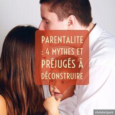 4 mythes et préjugés sur l'éducation à déconstruire pour une vie de famille plus épanouie et des relations de confiance entre parents et enfants.