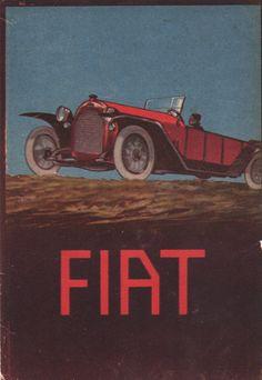 vintage Italian graphics