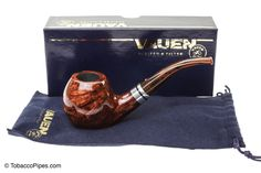 Vauen Fashion F 279 Tobacco Pipe - Wooden Smoking Pipes, Pipe Smoking, Tobacco Pipes, Smoking Accessories, Men's Accessories, Briar Pipe, Wooden Pipe, Smoke Art, Pipes And Cigars