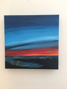 Red Sky – Alicias Art