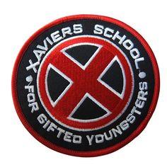Marvel Comics X-Men Series Red Xavier's School For by FandomCSN