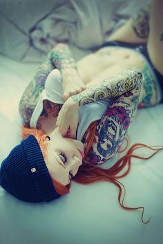 sleeves x hips x #tattoo #ink #inked