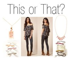 """""""This or That"""" by eastlyn-megan on Polyvore"""