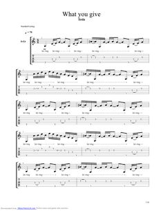 Bed Of Roses Sheet Music By Bon Jovi