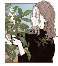 digital art graphic design aesthetic drawing photoshop modern anime style asian japanese chinese ethereal g e o r g i a n a : a r t Art And Illustration, Illustrations, Anime Art Girl, Manga Art, Aesthetic Art, Aesthetic Anime, Aesthetic Drawing, 5 Anime, Pretty Art