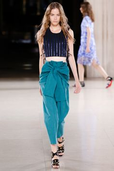 Spring 2015 Ready-to-Wear - Jonathan Saunders