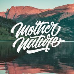 """From azam.r15 on Instagram. """"Take a quiet walk with Mother Nature. It will nurture your mind body and soul."""" -Anthony Douglas Williams #lettering"""