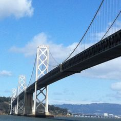 Bay Bridge, SF CA