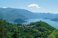 Lago di Como, Italy (dpa-tmn)