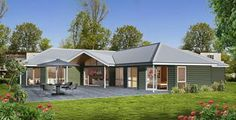 Trinidad - House Plans New Zealand | House Designs NZ