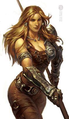 Severance: Blade of Darkness - amazon fan-art by gugu-troll.deviantart.com on @DeviantArt