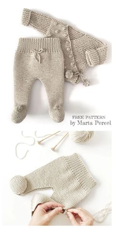Knit Baby Kimono Jacket Legging Set Free Knitting Patterns Knitted Baby Blankets for Beginners, Baby Sleeping Bags, Baby Knitting Patterns, Free Baby Blanket Pattern, Baby Swaddle Sleeping Bags Free Baby Sweater Knitting Patterns, Easy Knitting, Knit Patterns, Knitting Ideas, Baby Hats Knitting, Vintage Knitting, Doll Patterns, Clothing Patterns, Dress Patterns