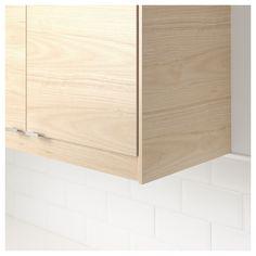 IKEA - ASKERSUND Rounded deco strip/moulding light ash effect