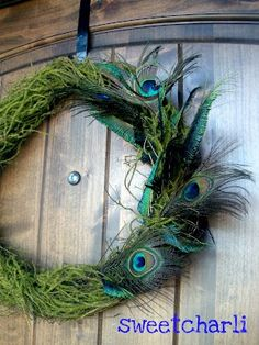 863252af054 46 Best Peacock-Themed Wedding Inspiration images