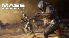 Mass Effect: Andromeda – Coming Spring 2017 to PC, PlayStation PlayStation 4 Pro, and Xbox One. Mass Effect Universe, Ultimate Games, Xbox One, Playstation, Superhero, Movie Posters, Fictional Characters, Gaming, Cosplay