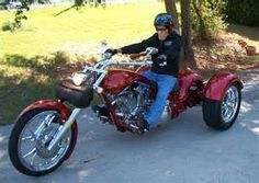 Trike Motorcycles - The Douchiest Forms of Transportation | Complex