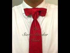 THE STORM BREAKER KNOT Tie Knots, Youtube, Youtubers, Youtube Movies
