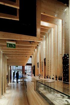 """Bar """"La Bohème entre amis"""",  by Atelier Veloso Architects #archilovers #architecture"""
