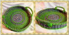Плетение из бумажных трубочек. Автор Елена Талайкова-Гайнанова.