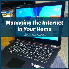 Managing the Internet in Your Home- Learn how to set up a home network with internet filtering and access control for your kids' devices.