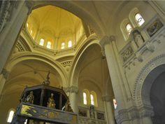 La basilique de Ta'Pinu, sur l'île de Gozo, à Malte.