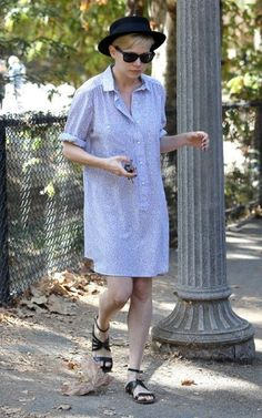 Michelle Williams Fashion