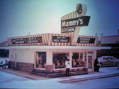 Mammy's Kitchen, Myrtle Beach, SC  1953