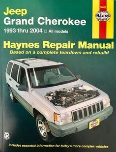 radiador fabricado en aluminio completo para jeep cherokee taller rh pinterest co uk haynes repair manual jeep grand cherokee 1993 thru 2004 haynes repair manual 2011 jeep grand cherokee