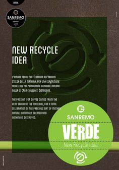 Sanremo Verde catalogue cover