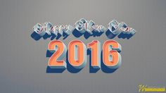 Wish You Happy New Year Image 2016