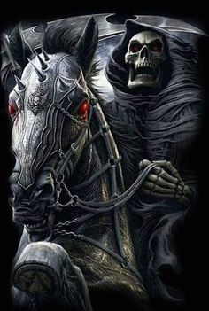 The Horseman Death