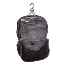 Howards Storage World   Sea to Summit Small Hanging Toiletry Bag in Black Toiletry  Bag, 0b1ebbc3c2