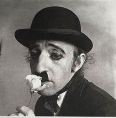 Woody Allen as Charlie Chaplin