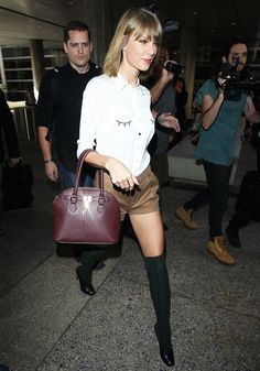 What was your favorite outfit that Swift wore this year?