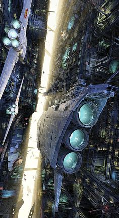 40 Mindblowing Sci-Fi 3D Renderings: The Universe In CGI - Blog - CGTrader.com