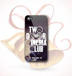 Two Door Cinema Club  Print on hard plastic  iPhone by FunCase4You, $13.00