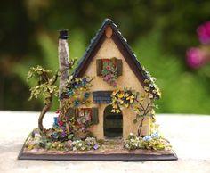 1/144th scale dollhouse by Karin Caspar