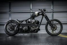 As a very simple guideline, don't forget to provide the chopper just enough throttle before you attempt to navigate it. Harley Bobber, Harley Davidson Chopper, Bobber Chopper, Harley Davidson Motorcycles, Triumph Motorcycles, Cars And Motorcycles, West Coast Choppers, Motorcycle Paint Jobs, Motorcycle Bike