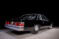 Brandon Good's A-body 1980 Chevrolet Malibu is the culmination of a number of winters spent building the perfect business card. The blown Malibu puts out horsepower. American Auto, American Classic Cars, Chevy Chevelle, Chevy Nova, Chevrolet Malibu, Malibu Car, Buick Grand National, Auto Body Repair, Drag Cars