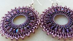 Hey, I found this really awesome Etsy listing at https://www.etsy.com/dk-en/listing/236053751/beaded-earrings-gypsy-boho-hippie-style