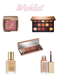 Carolina's Makeup Life : Summer Makeup Wishlist