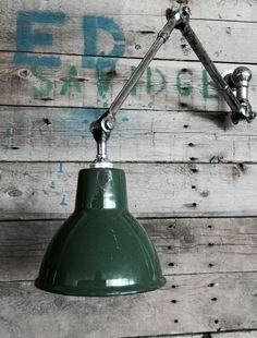 Dugdills Industrial Machinest Lamp