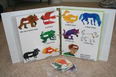 adapted books | Tasks - Autism Support & Advocacy Center