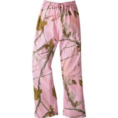 Cabela's Women's Camo Lounge Pants at Cabela's@Heather Klos I know pink's not your color, but it's so cute