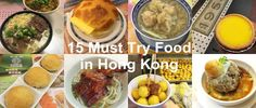 15 Must Try Food in Hong Kong