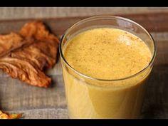 Pumpkin Protein Shake Recipe - HASfit Pumpkin Pie Smoothie   HASfit - Best Free Workouts, Fitness Programs, Exercise Videos