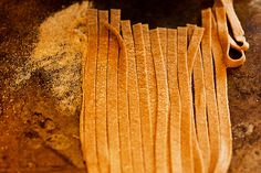 Recipe: Homemade Whole Wheat Pasta Noodles - The Family Feed