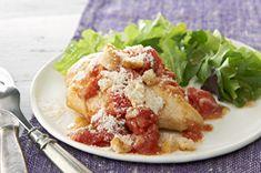 20-Minute Bruschetta-Chicken Skillet Recipe - Kraft Recipes